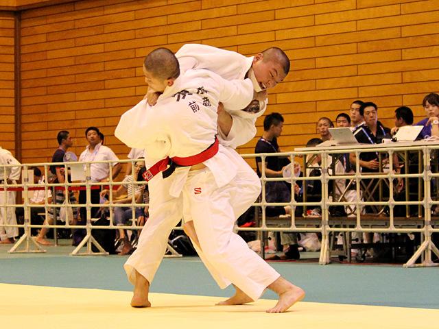 男子1回戦 前橋商業高校vs神戸国際大学附属高校�@