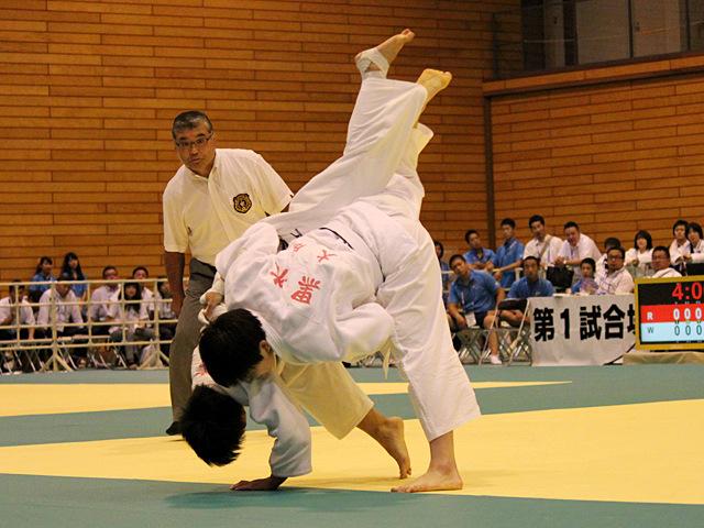 52kg級 黒木七都美 vs 古川榛花
