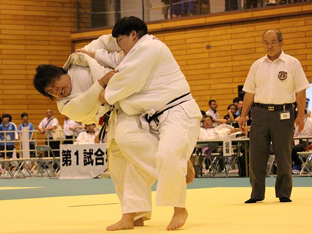 78kg超級 冨田若春 vs 斉藤芽生�A