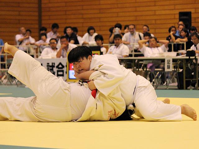 78kg超級 冨田若春 vs 斉藤芽生�@