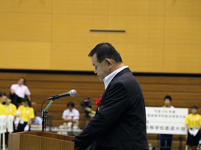 保坂慶蔵 大会委員長 挨拶