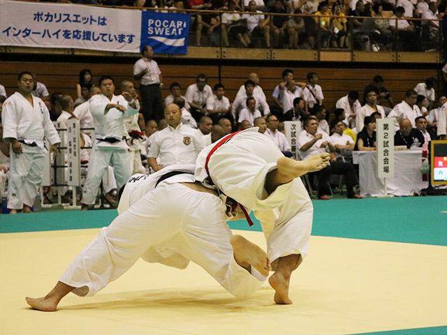 男子2回戦 高松商業高校vs埼玉栄高校