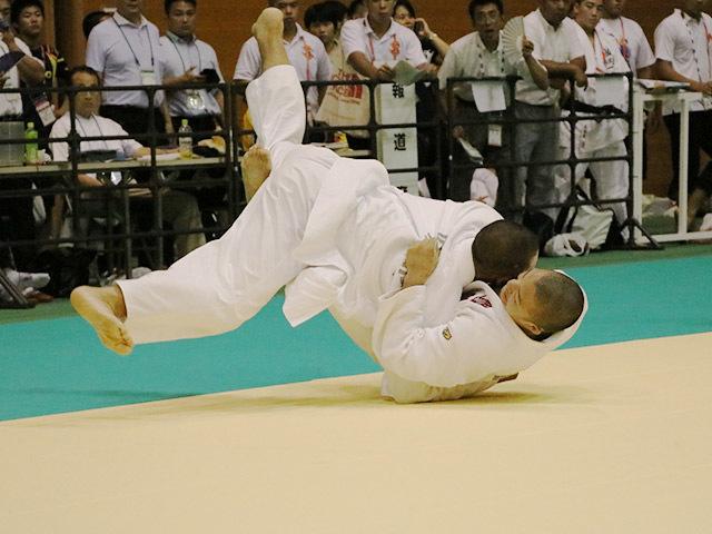 73kg級 勝部翔 vs 野嶋寛明