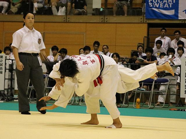 57kg級 舟久保遥香 vs 香川瑞希