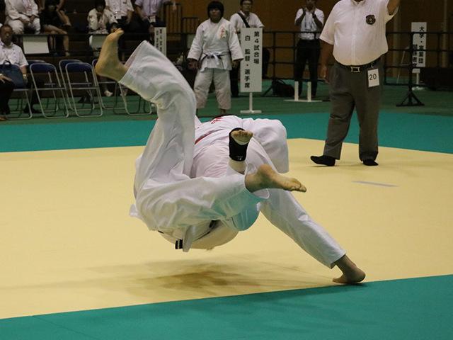 70kg級 西願寺里穂 vs 新森涼