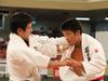 男子66kg級決勝戦 清水 健登(山梨学院) - 石本 克泰(国士舘)