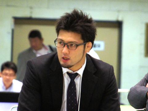 全日本男子90kg級 小野卓志氏