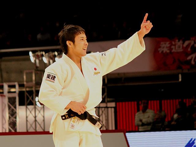 男子60kg級決勝 高藤直寿vsJ.KIM