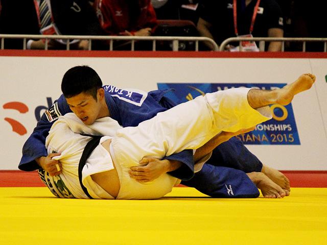 66kg級 高市賢悟 vs C.OATES