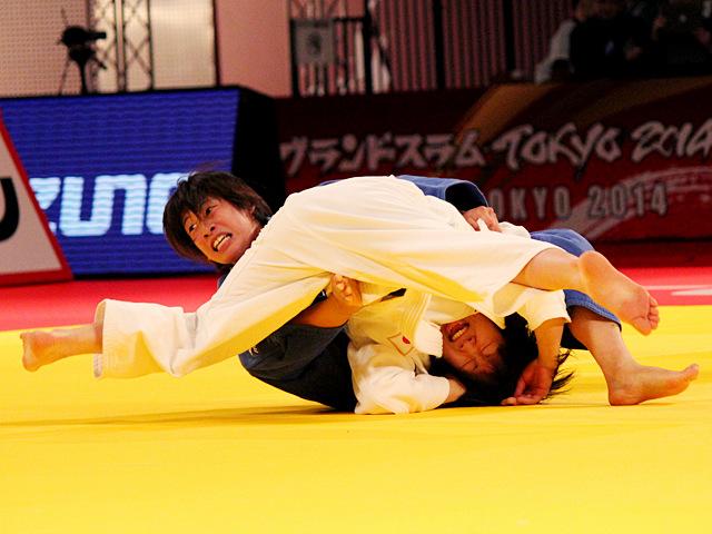 女子48kg級 決勝戦 近藤亜美vs浅見八瑠奈