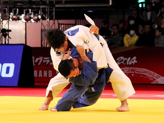 73kg級 秋本啓之 vs 大野将平