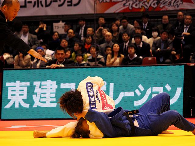 70kg級 田知本遥 vs K.ZUPANCIC