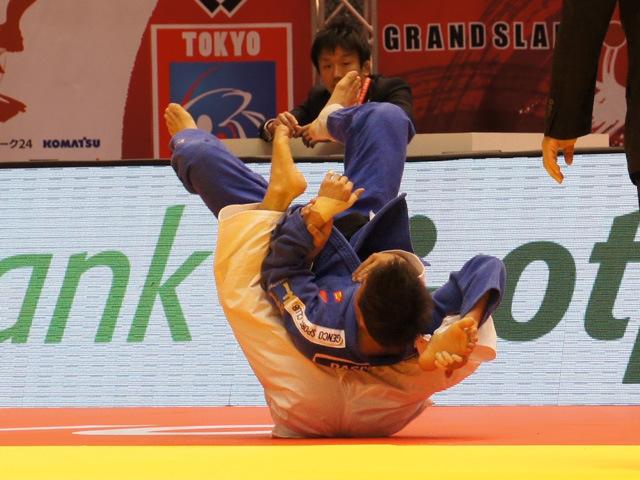 男子60kg級 準々決勝 高藤直寿 vs A.DASHDAVAA�A