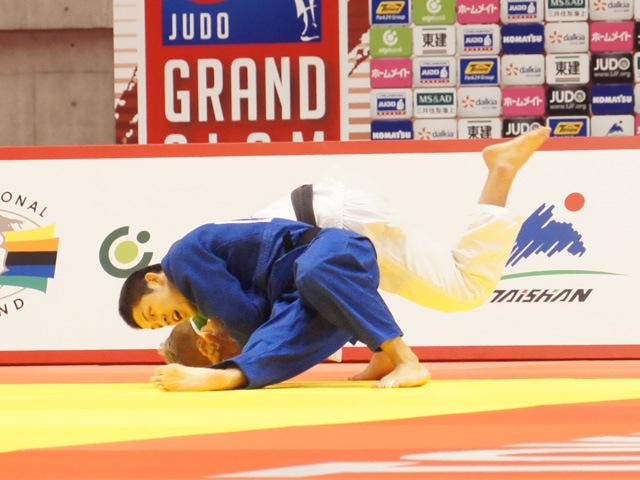 男子66kg級 敗者復活戦 高市賢悟 vs N.KATZ