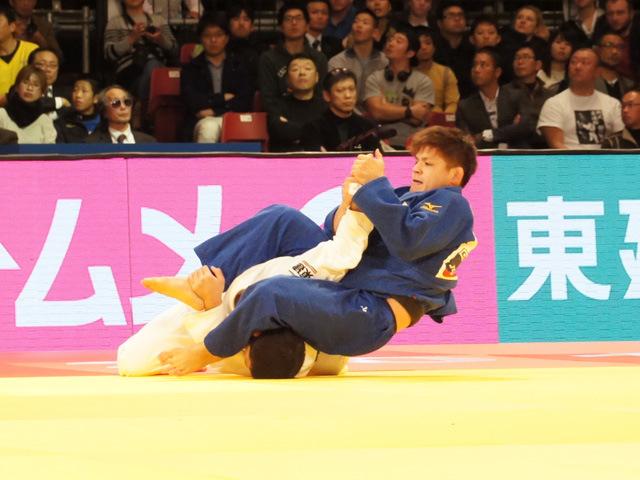 男子66kg級 3位決定戦 高市賢悟 vs 竪山将�A