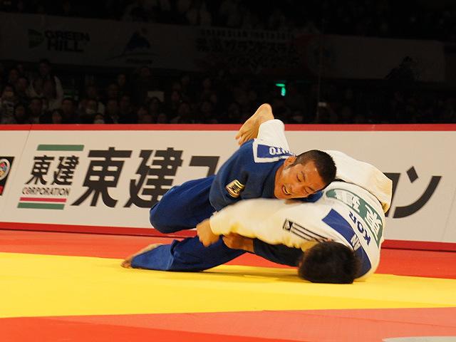 73kg級 秋本啓之 vs C.AN