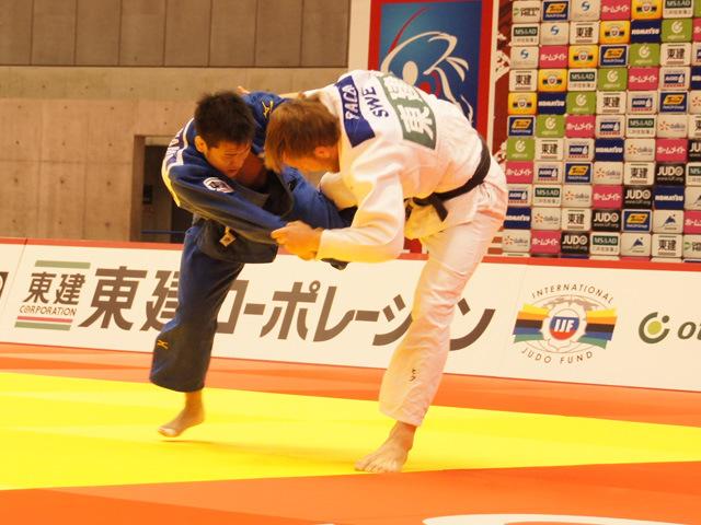 81kg級 丸山剛毅 vs R.PACEK