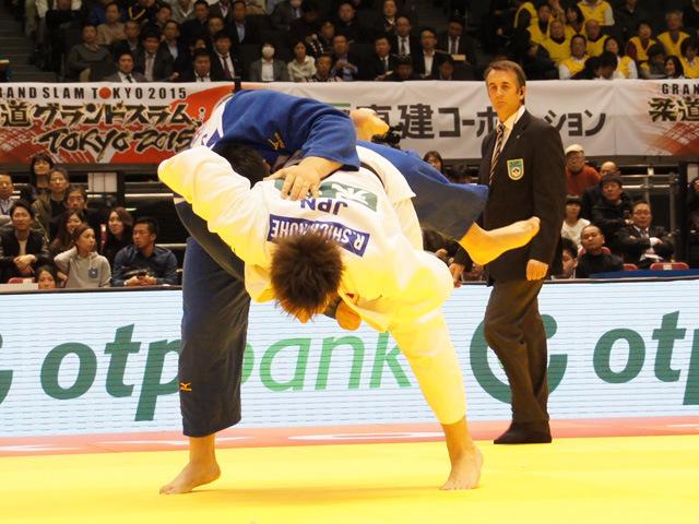 100kg超級 七戸龍 vs 王子谷剛志