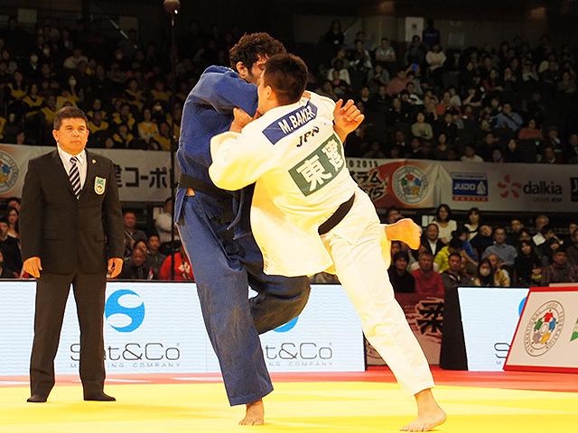 決勝 ベイカー茉秋 vs A.GONZALEZ�C