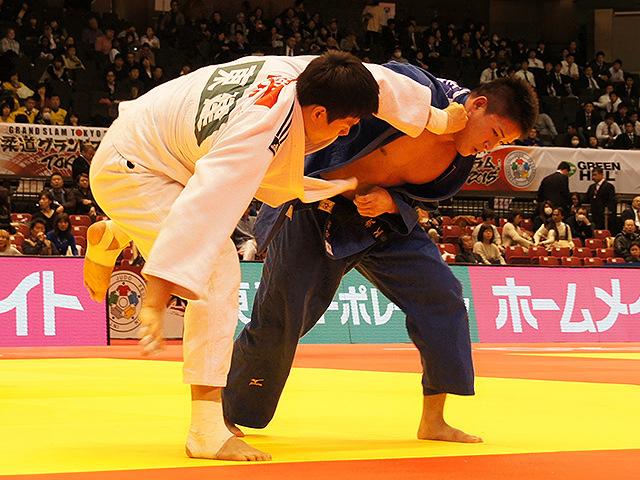 準決勝 ベイカー茉秋 vs D.GWAK�B