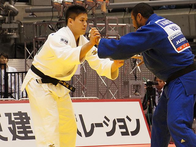 2回戦 ベイカー茉秋 vs N.MARTINEZ