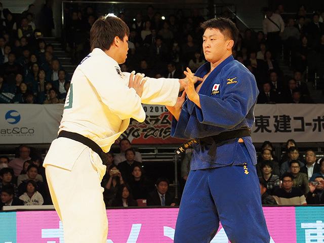 決勝 原沢久喜 vs 七戸龍�A