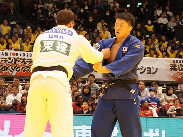 準々決勝 原沢久喜 vs D.MOURA�@