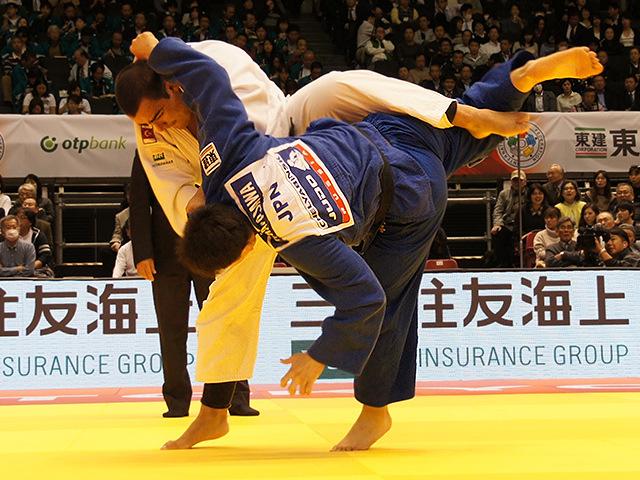 準々決勝 原沢久喜 vs D.MOURA�B