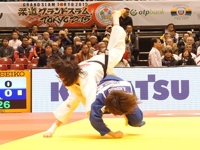 準決勝 近藤亜美 vs E.SAHIN�A