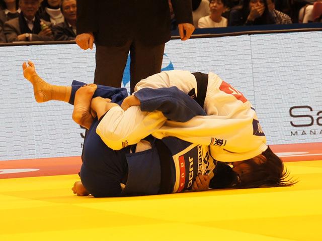 準々決勝 近藤亜美 vs N.BRIGIDA�A