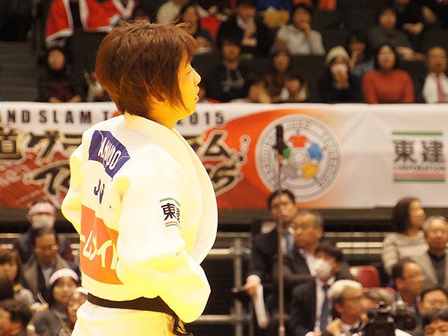 準々決勝 近藤亜美 vs N.BRIGIDA�B