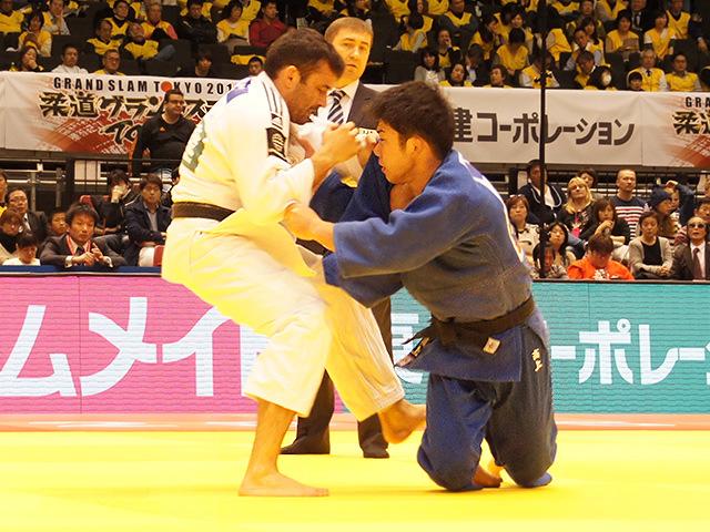 準決勝 高上智史 vs S.OLEINIC
