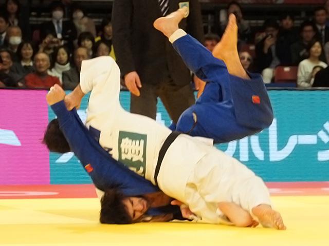 決勝 高藤直寿 vs B.MUDRANOV�B
