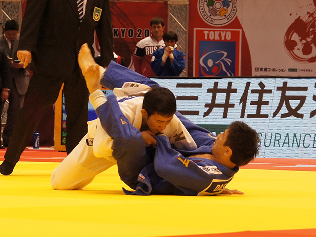 準々決勝 高藤直寿 vs A.DASHDAVAA�A
