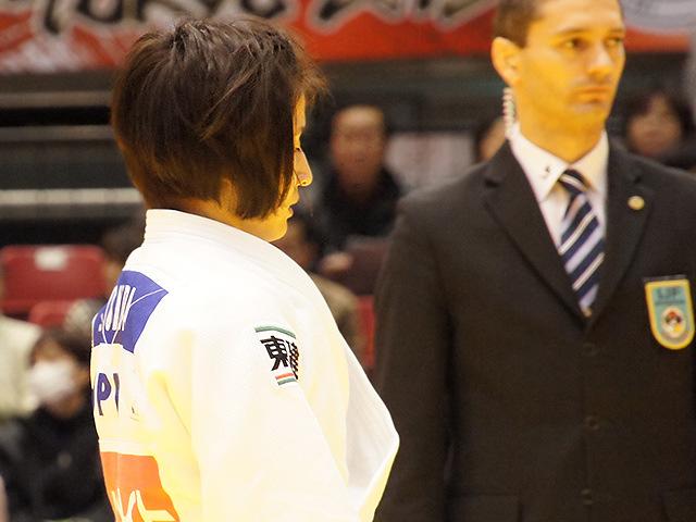 1回戦 芳田司 vs J.KLIMKAIT�A
