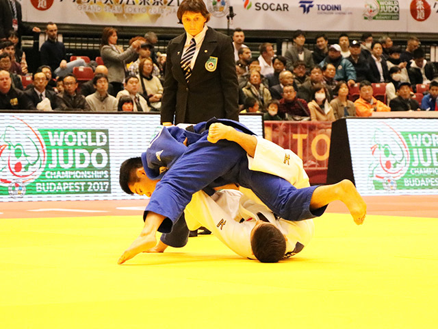 60kg級 大島優磨 vs I.CHOI