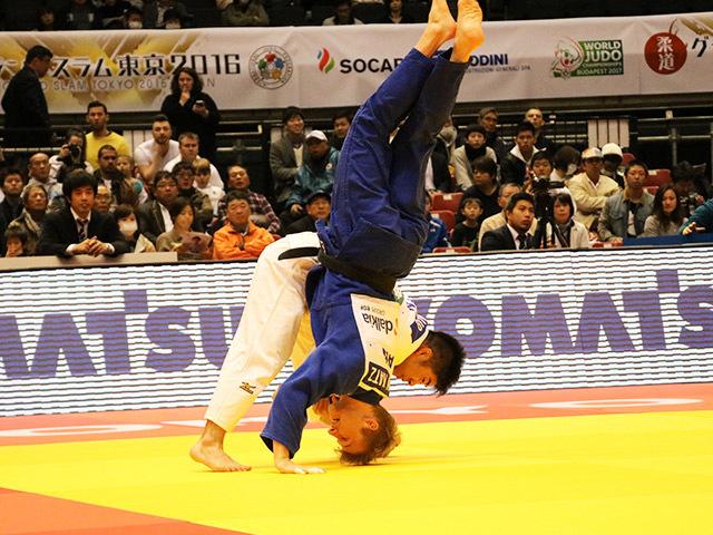 66kg級 高上智史 vs N.KATZ
