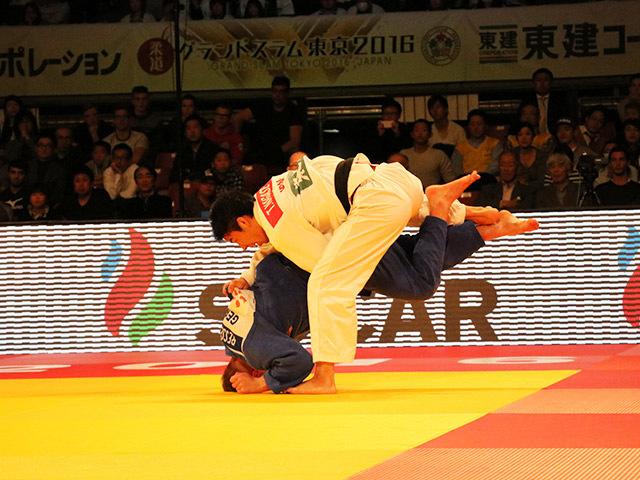 81kg級 永瀬貴規 vs D.RESSEL