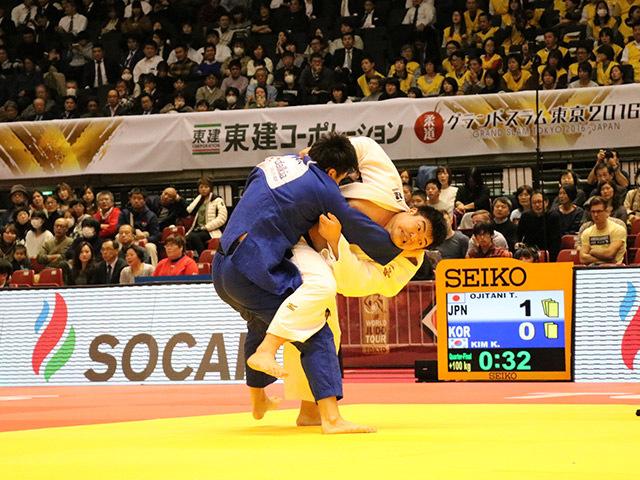 100kg超級 王子谷剛志 vs K.KIM