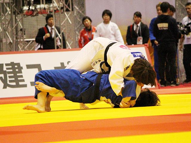 78kg級 高山莉加 vs 緒方亜香里