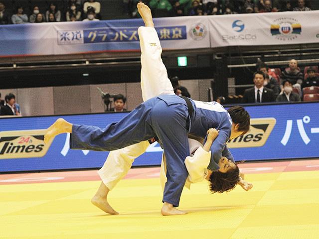 57kg級 宇高菜絵 vs Y.WARASIHA