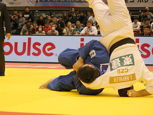 100kg超級 L.KRPALEK vs 王子谷剛志