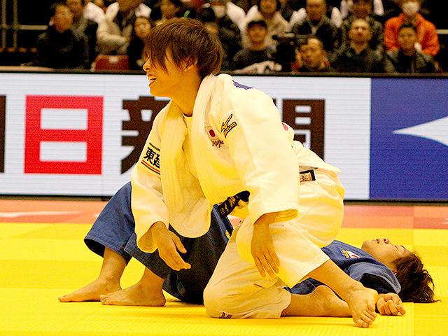 準々決勝:渡名喜風南との対戦