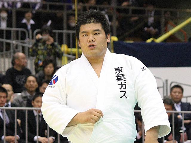 男子100kg超級優勝