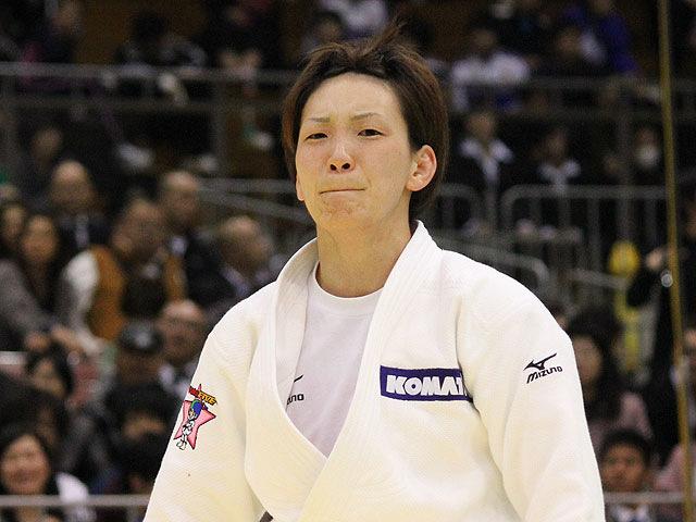 女子57kg級優勝