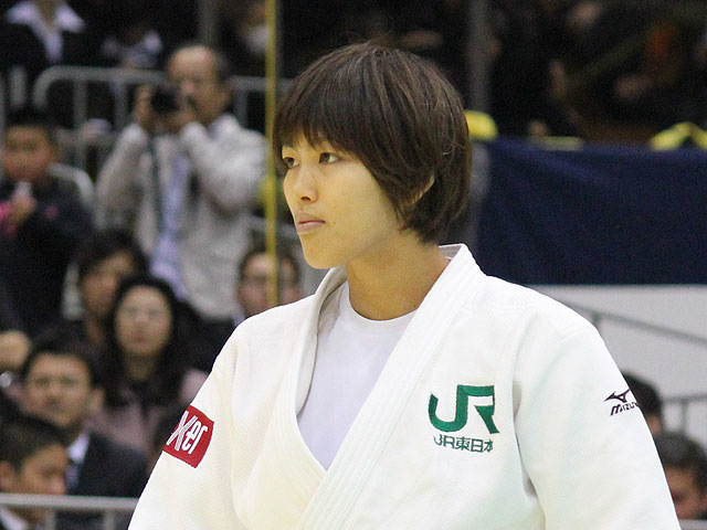女子63kg級優勝