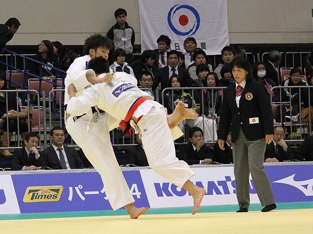 準決勝 ベイカー茉秋 vs 下和田翔平