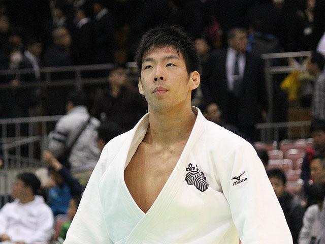 男子81kg級優勝