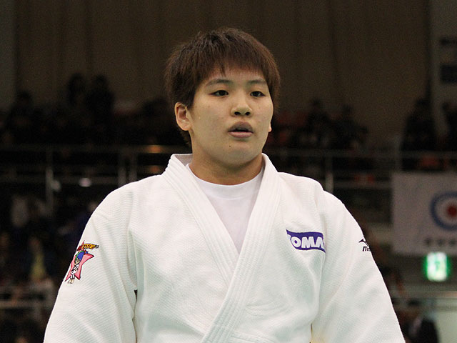 女子78kg級優勝