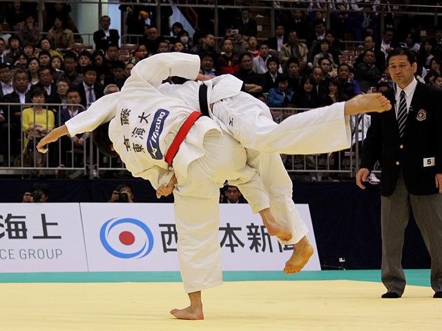 平成26年全日本選抜柔道体重別選手権大会 男子60kg級 決勝 高藤直寿 vs 石川裕紀�B
